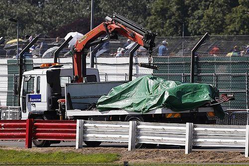 El accidente de Verstappen tiene consecuencias ocultas para Red Bull