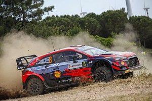 WRC, Rally Italia, PS12: Tanak va KO! Ogier in testa
