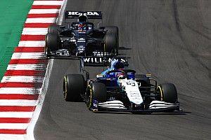 Portekiz Grand Prix'si, Russell'ın 2019'dan bu yana en çok zorlandığı yarış olmuş