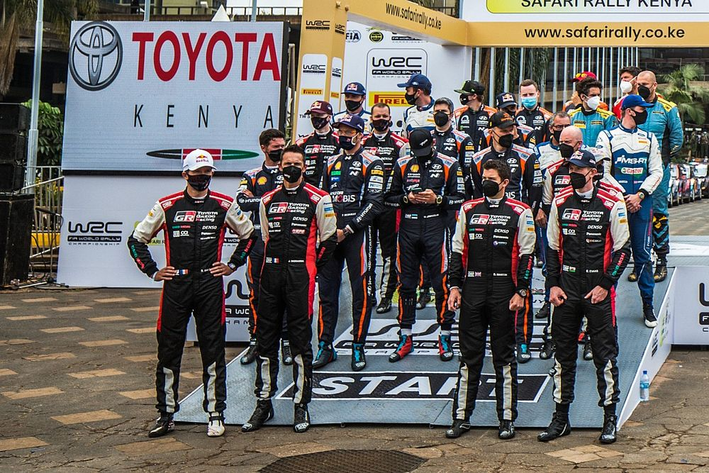 WRC, mercato piloti 2022: tutti i dubbi di Toyota e M-Sport