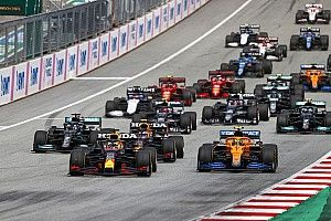 Steward FIA Panggil Delapan Pembalap karena Abaikan Bendera Kuning