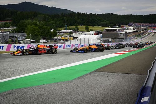 La F1 no descarta cambios en las reglas de carreras al sprint