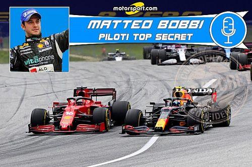 """Bobbi: """"Leclerc fa bene ad essere aggressivo con questa Ferrari"""""""