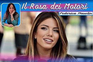 """Federica Masolin: """"Amore per lo sport grazie alla...gelosia"""""""