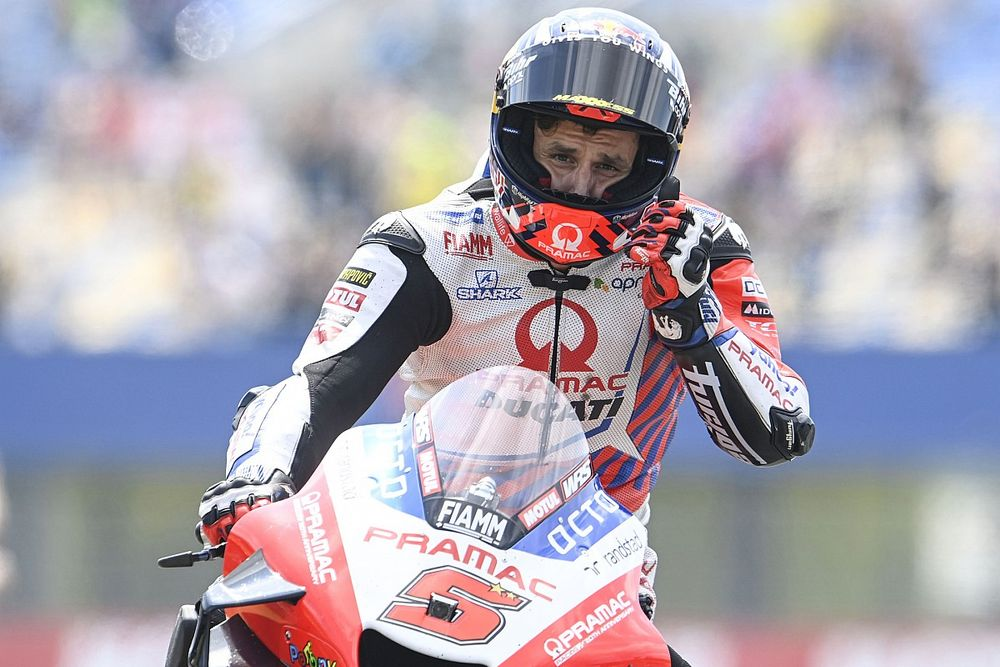 """Zarco """"can't rest"""" even if MotoGP 2021 """"better than expected"""""""