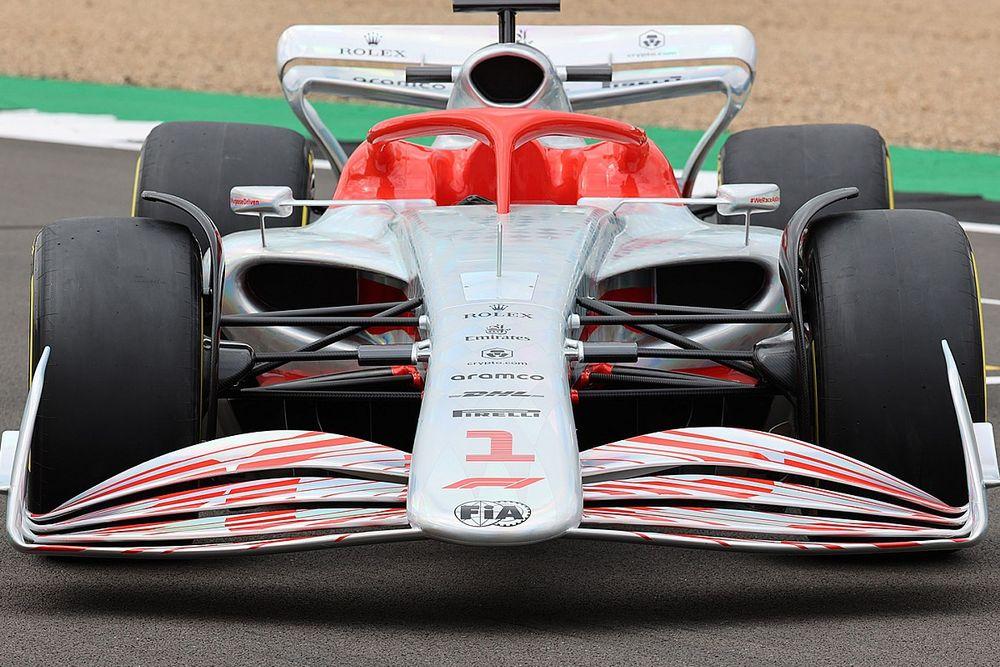 F1 waarschuwt: 2022-auto's zorgen niet direct voor meer spektakel
