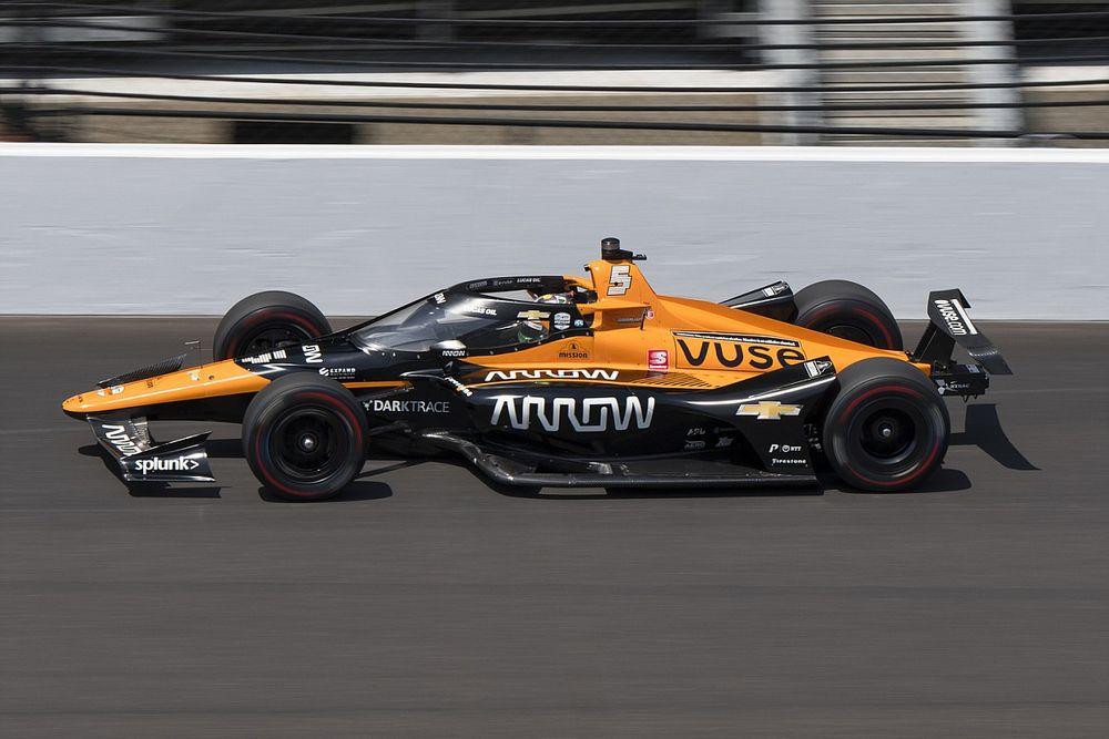 O'Ward lamenta exista menos interés del esperado en IndyCar en México