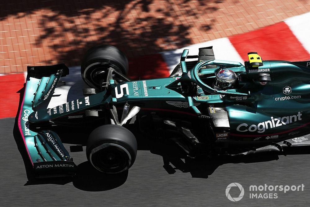 Vettel explains 'eye bleeding' comment during Monaco F1 practice