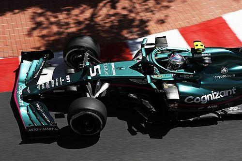 F1: Vettel explica 'sangramento nos olhos' durante treino em Mônaco