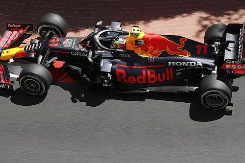 Перес быстрее всех на первой тренировке в Монако, Мазепин опередил Шумахера