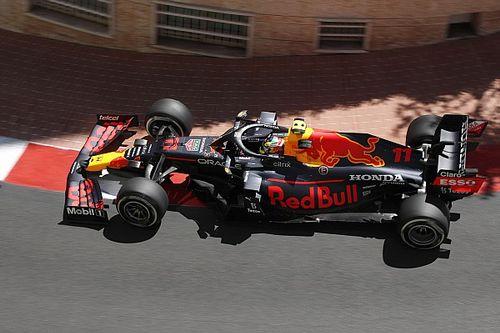 Red Bull 1-3 a Monacói Nagydíj első szabadedzésén, Leclerc edzése nem tartott sokáig