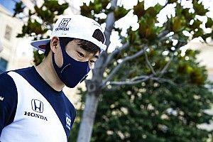 Cómo AlphaTauri ha reconducido a Tsunoda en su debut en F1