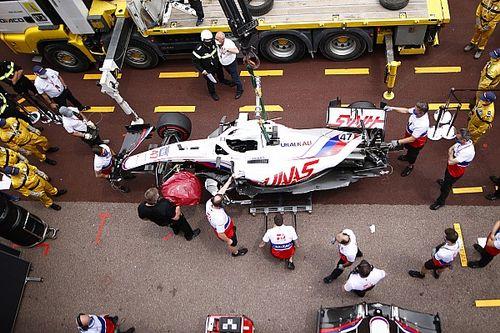Videó: Schumacher hibája a harmadik szabadedzés végén