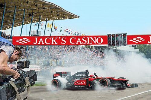 Jack's Racing Day: Nieuwe naam, bomvol programma en F1-demo?
