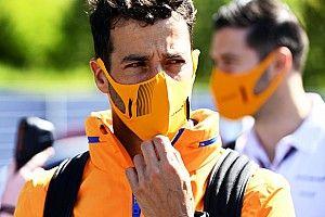 Ricciardo non trova le cause della sua crisi in McLaren