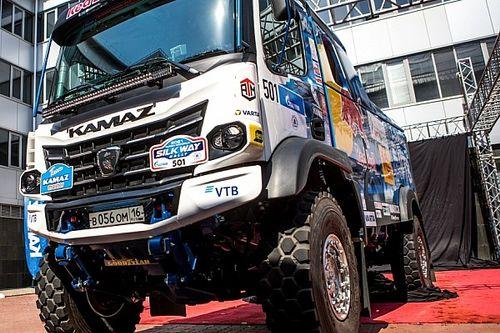Сегодня – старт «Шелкового пути», первой гонки нового КАМАЗа