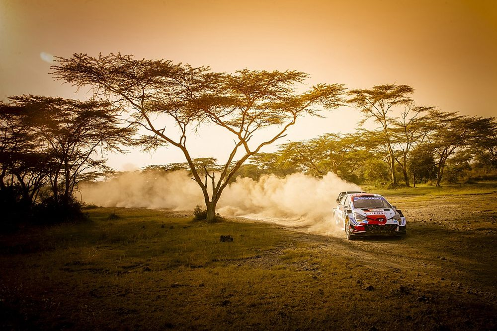 Safari Rally on WRC calendar until at least 2023