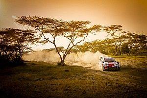 Fotogallery WRC: l'imprevedibile Rally Safari
