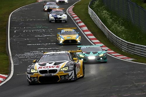 Nurburgring 24h finally resumes after 14-hour delay