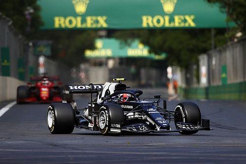 """Gasly: """"Guai al motore, ma ho tenuto dietro Leclerc"""""""