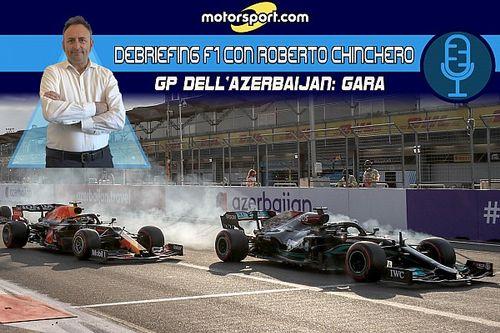 """Chinchero: """"Il peggior errore da quando Lewis è in Mercedes"""""""
