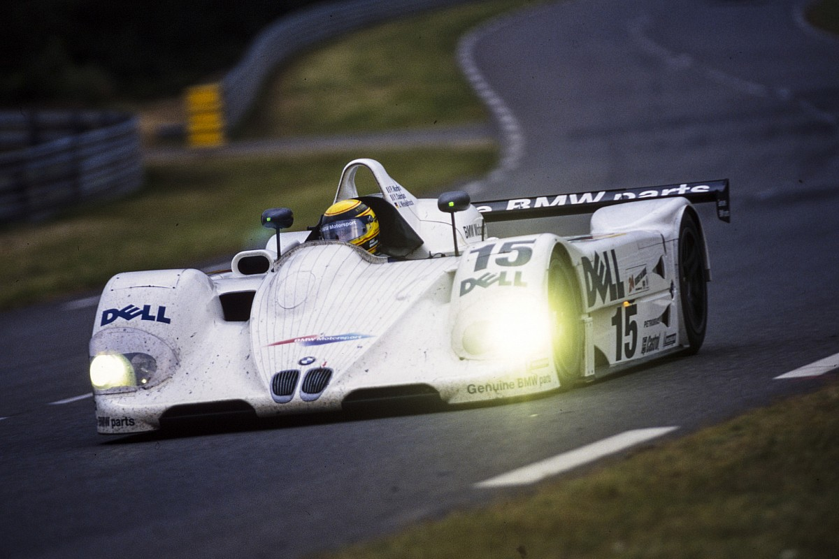 BMW to make Le Mans prototype return in 2023 with LMDh car