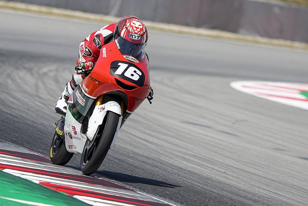 Hasil Kualifikasi CEV Moto3 Portimao: Mario Aji di Luar 15 Besar