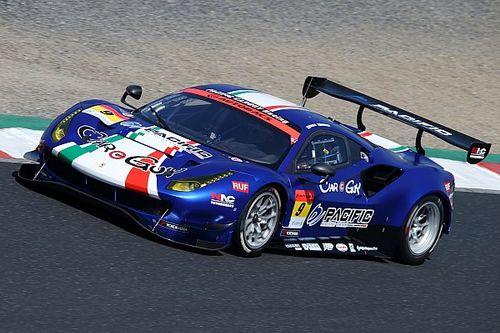 Pacific Ferrari gets all-pro line-up for Motegi race