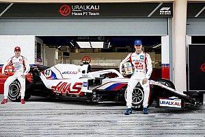 Haas présente officiellement sa VF-21