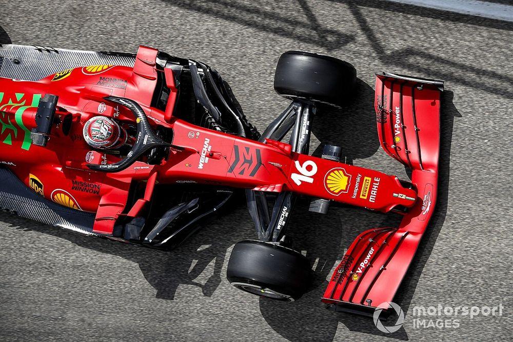 """Leclerc: """"Giornata non semplice, ma prestazioni ottime!"""""""