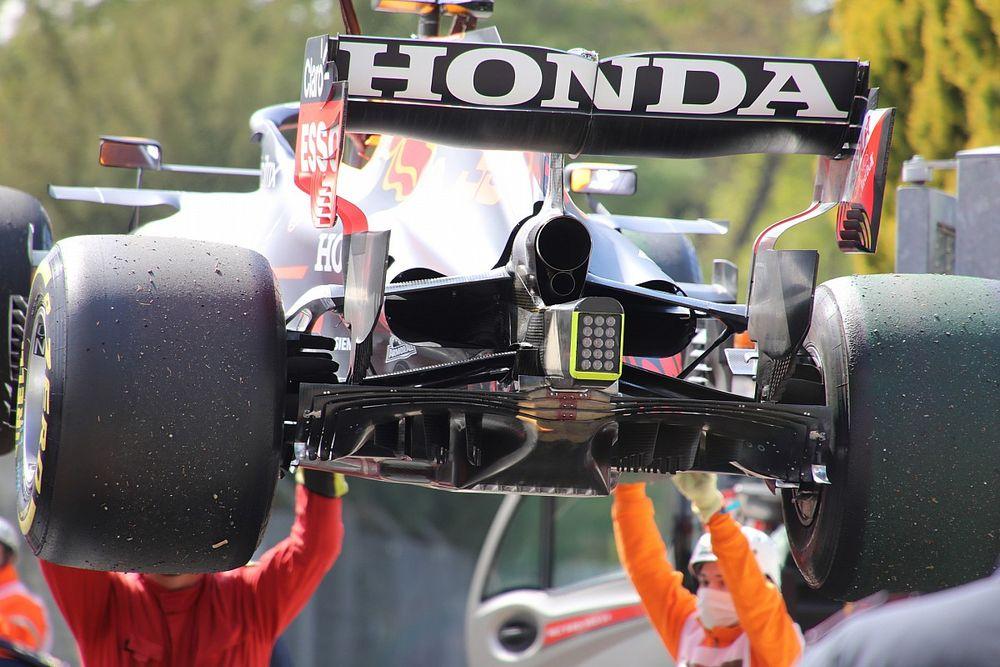 F1 Tech: Wat de rondrit door Imola onthult over de RB16B van Verstappen