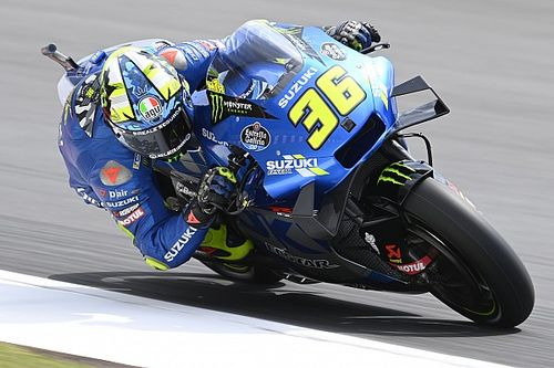 2020 world champions Suzuki commit to MotoGP to 2026