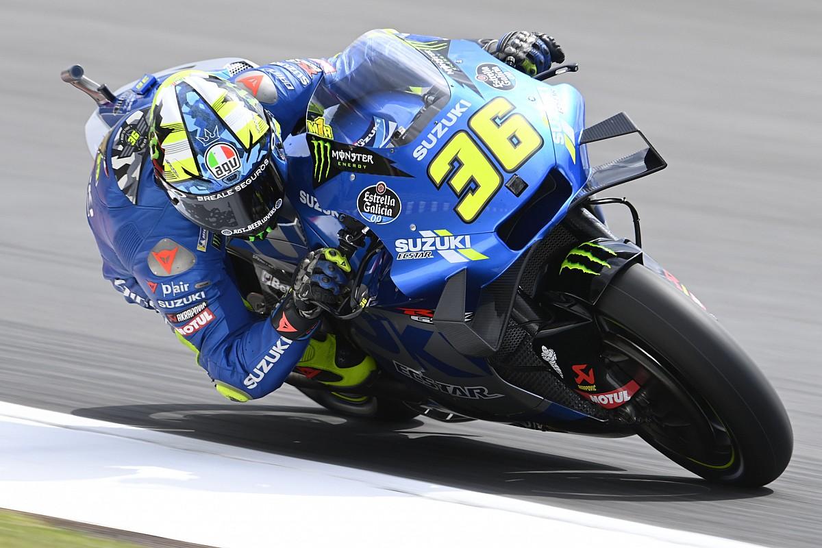 Suzuki tekent bij en blijft tot en met 2026 in MotoGP