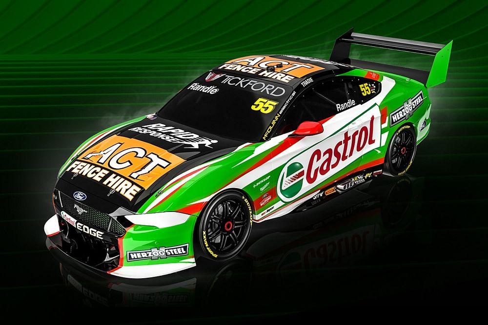 Tickford locks in three-round Supercars wildcard
