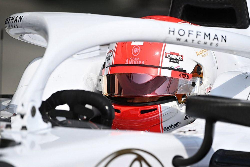 F2 Bahreyn testlerinin öğle seansında Boschung birinci, genelde ise lider Lundgaard oldu