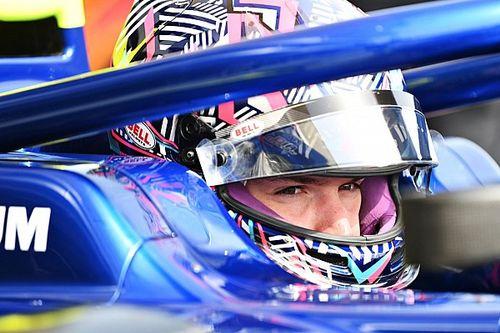 Ticktum continues as Williams F1 development driver