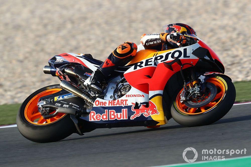 Test MotoGP Qatar, Giorno 2: Bradl precede le KTM alle 17