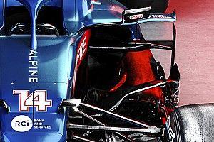 Alpine F1 anuncia los turnos de Alonso y Ocon para Bahrein