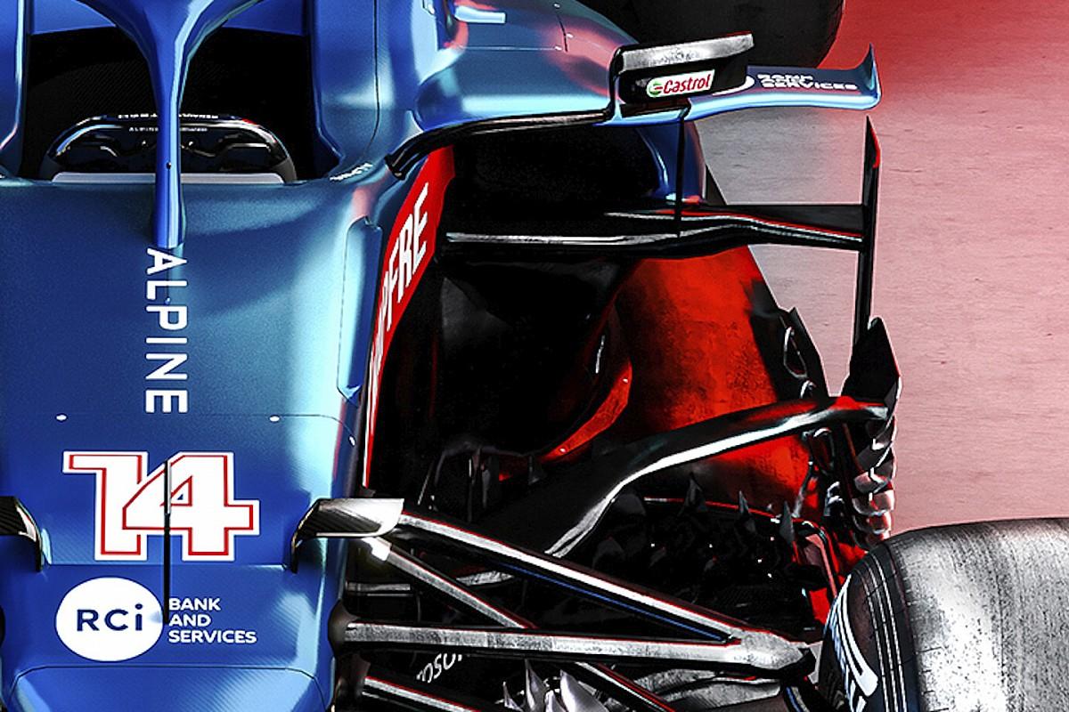 Alpine F1 revela qué día pilotará Alonso en el test de Bahrein