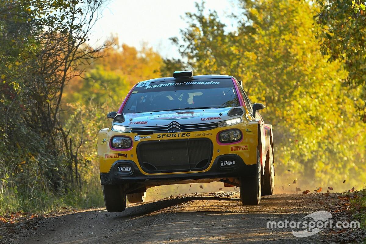 Ecco i piloti dell'ACI Team Italia per i rally 2021