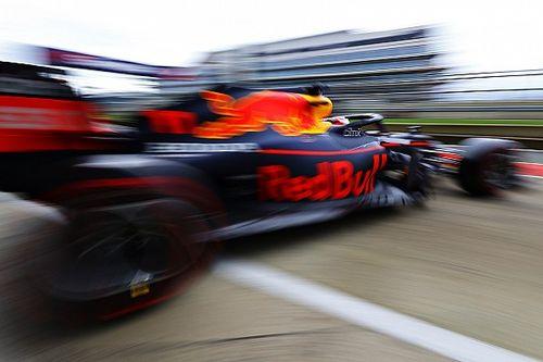 Lees terug: Red Bull presenteert livery RB16B
