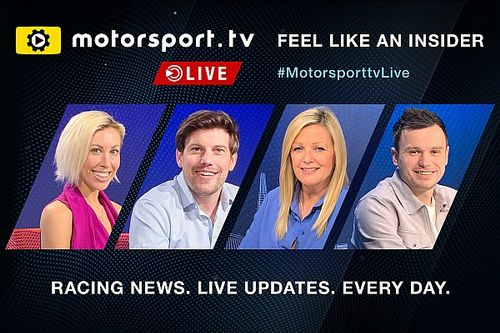 Presenter Motorsport.tv Live Siap Bertugas