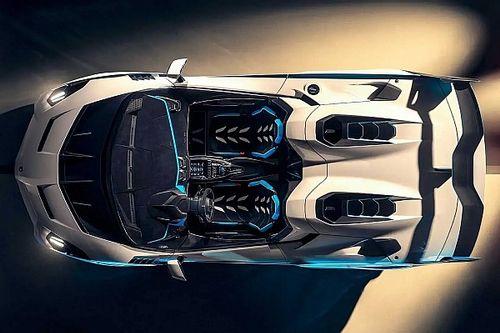 Lamborghini SC20: una barchetta de ensueño, con 770 CV de potencia