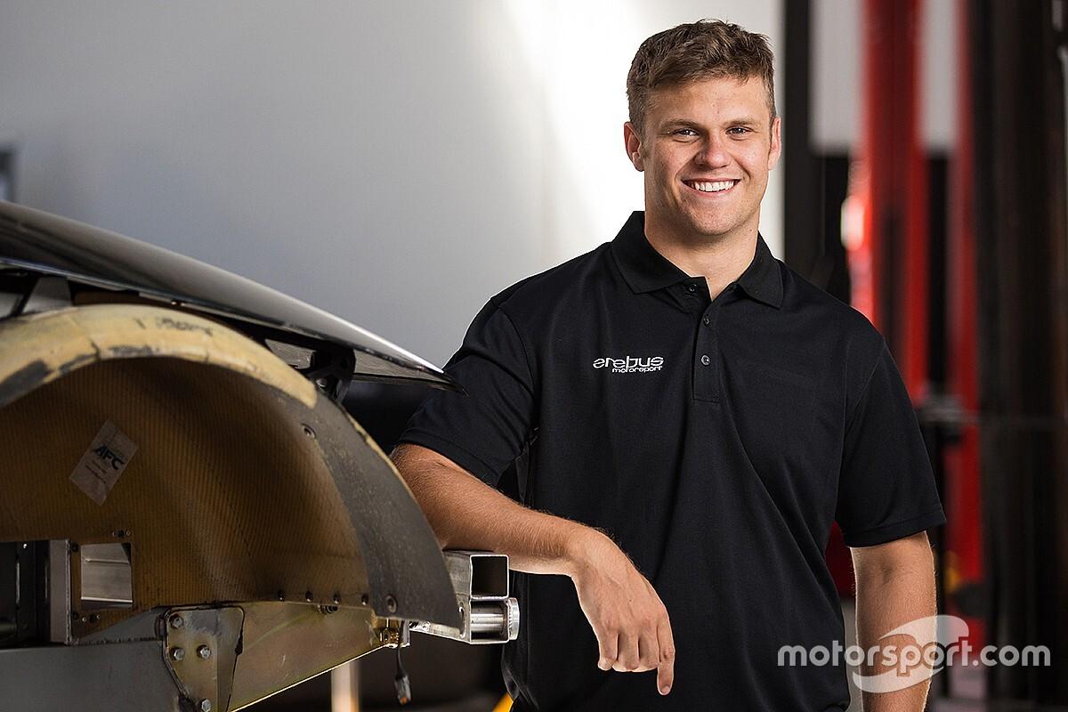 Kostecki joins Erebus for 2021 Supercars season