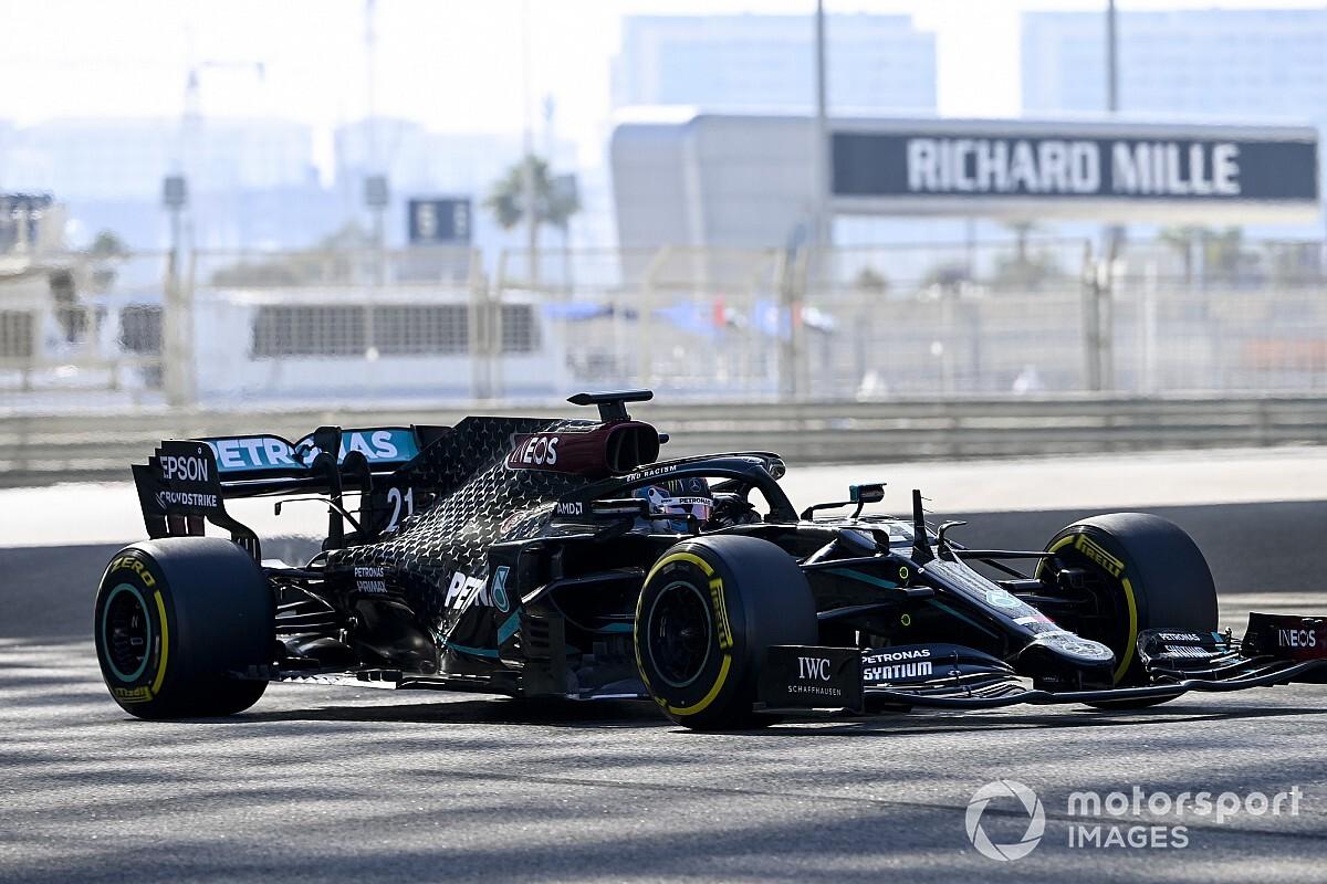 """De Vries onder indruk van Mercedes W11: """"Van een andere planeet"""""""
