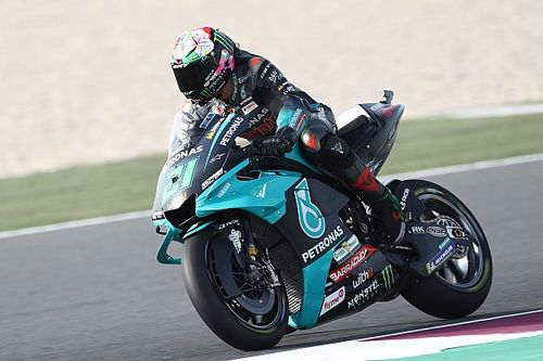 Morbidelli forced to open new engine for Doha MotoGP round