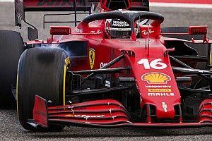 """Leclerc: """"Buona Ferrari, sarei felice di restare quarto"""""""