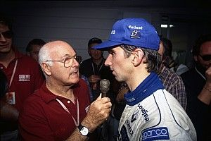 Gallery: Murray Walker - the voice of Formula 1