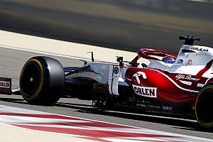 Alfa Romeo est l'écurie qui a le plus surpris Russell aux essais