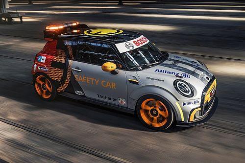 La Mini Pacesetter devient Safety Car de la Formule E